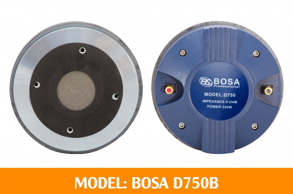 TREBLE BOSA D750B